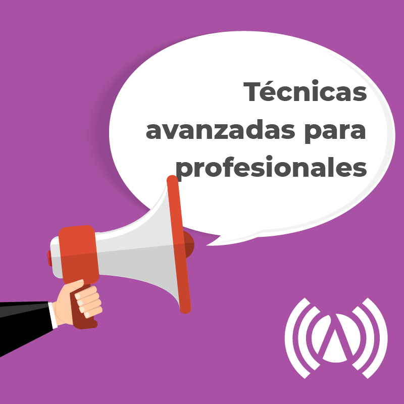 Formación en técnicas avanzadas de comunicación para profesionales